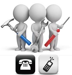 SMS & phone repair